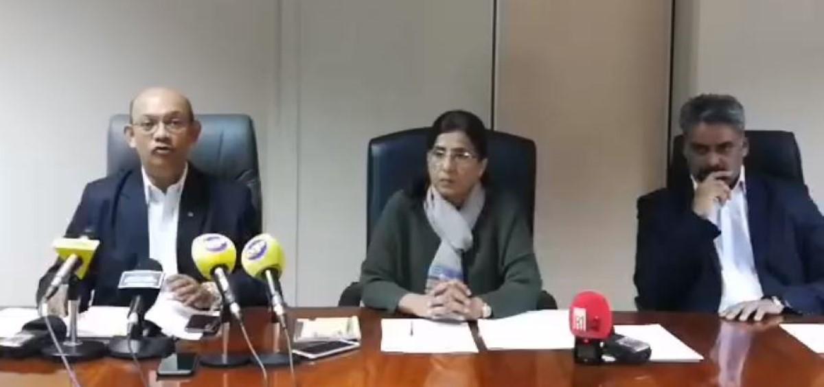 Trois ministres à Clency Harmon : « Arrêtez votre grève de la faim… le GM planche sur le sujet »