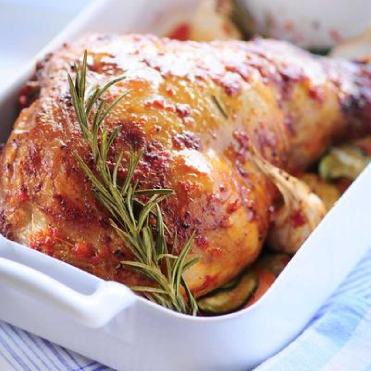 La recette du Gigot de Pâques aux petits légumes