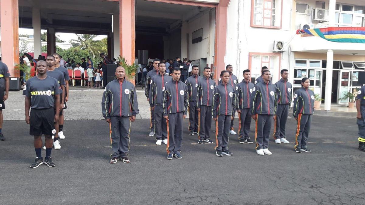 Journée internationale des pompiers : Le nouvel uniforme présenté