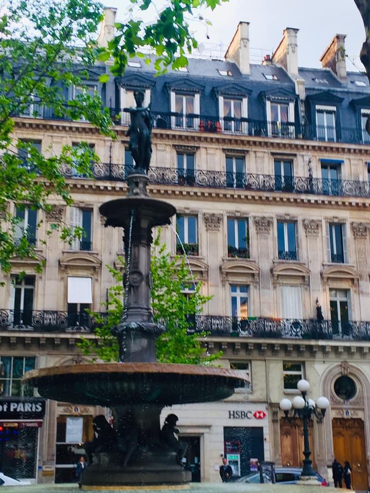 [Diaporama] Carnet de voyage à Paris