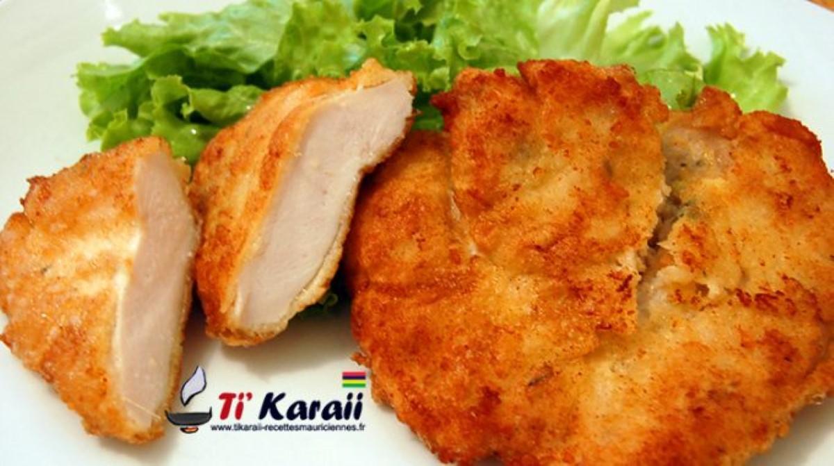 La recette de Ti' Karaii : Le Tikka Poulet