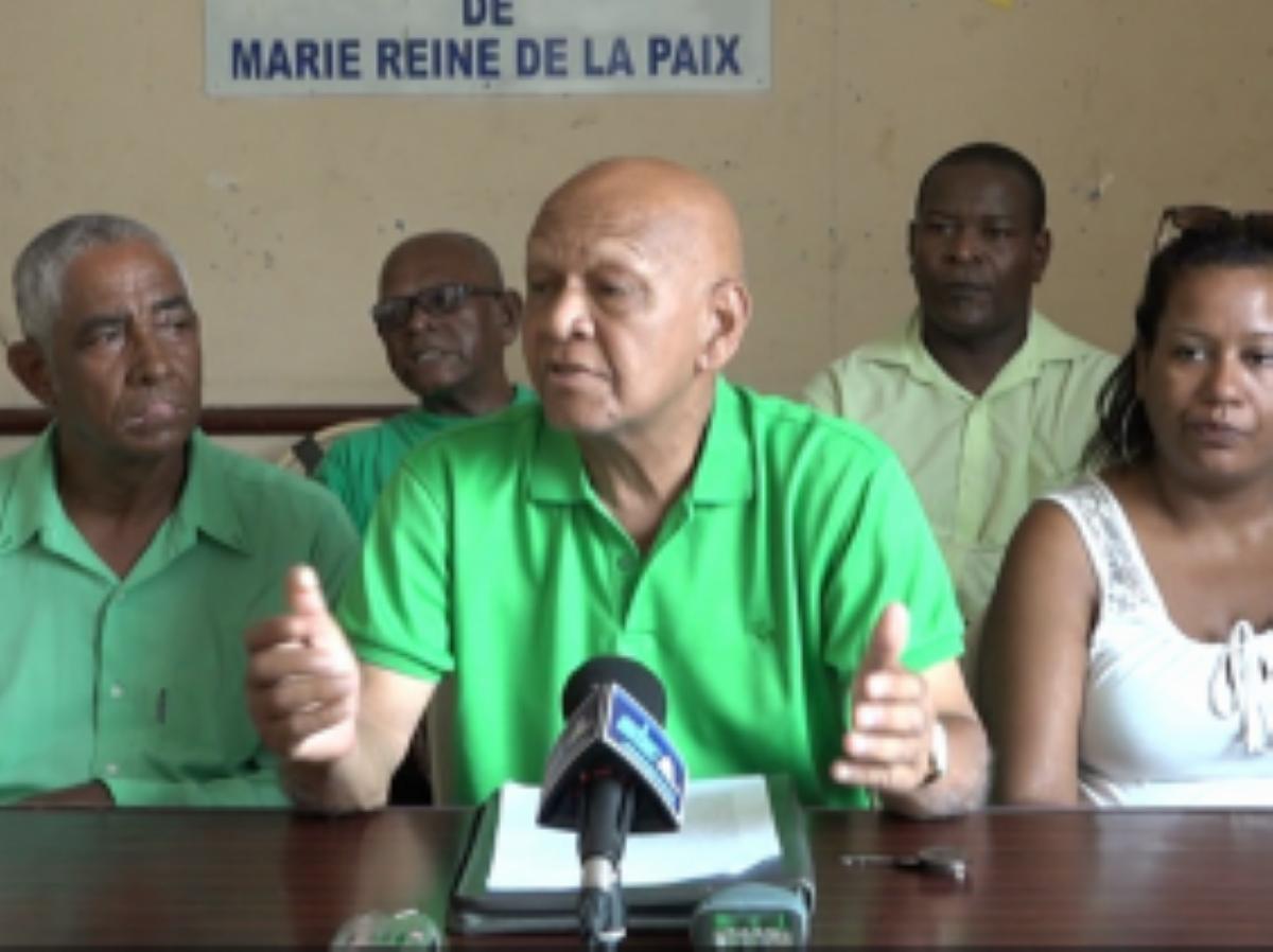 Sylvio Michel, le leader des Verts fraternels menacé de mort