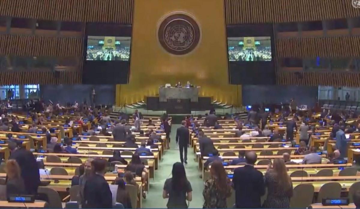 Les débats sur la résolution concernant les Chagos battent leur plein