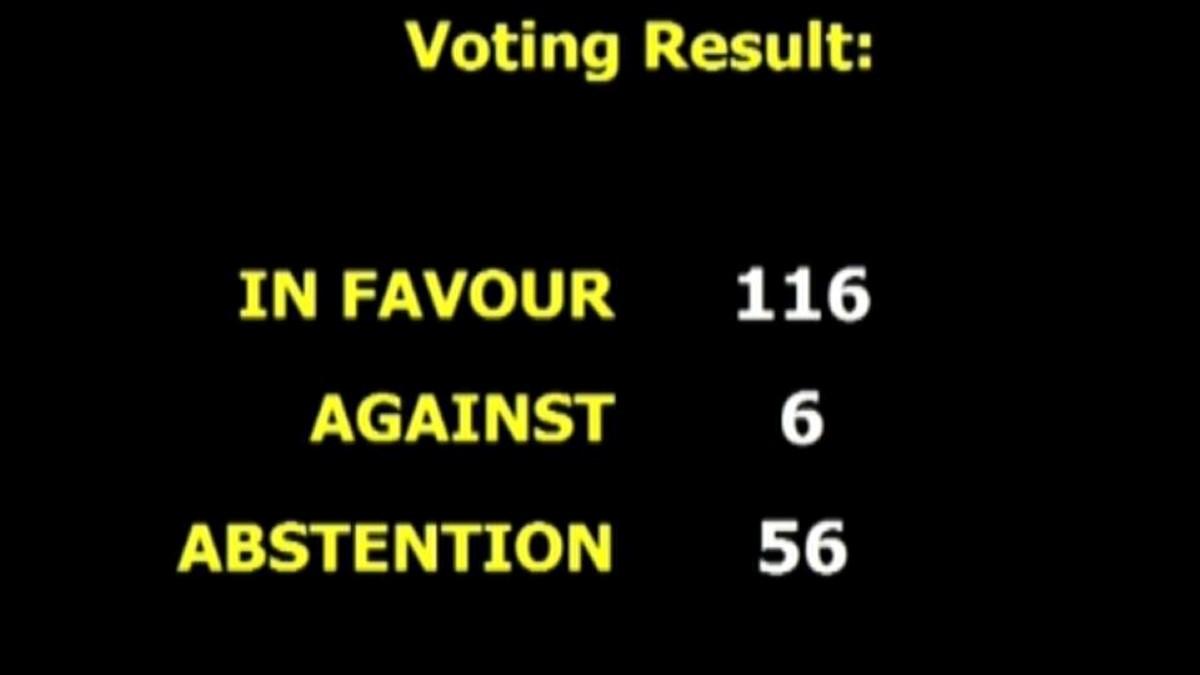 Dossier Chagos : Qui sont les six pays qui ont voté contre la résolution de Maurice ?