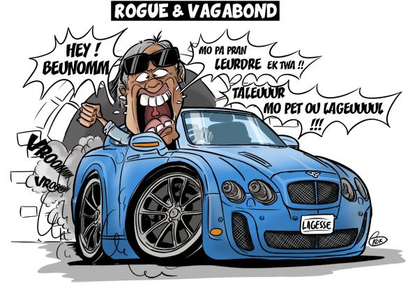 [KOK] Le dessin du jour : Rogue and Vagabond