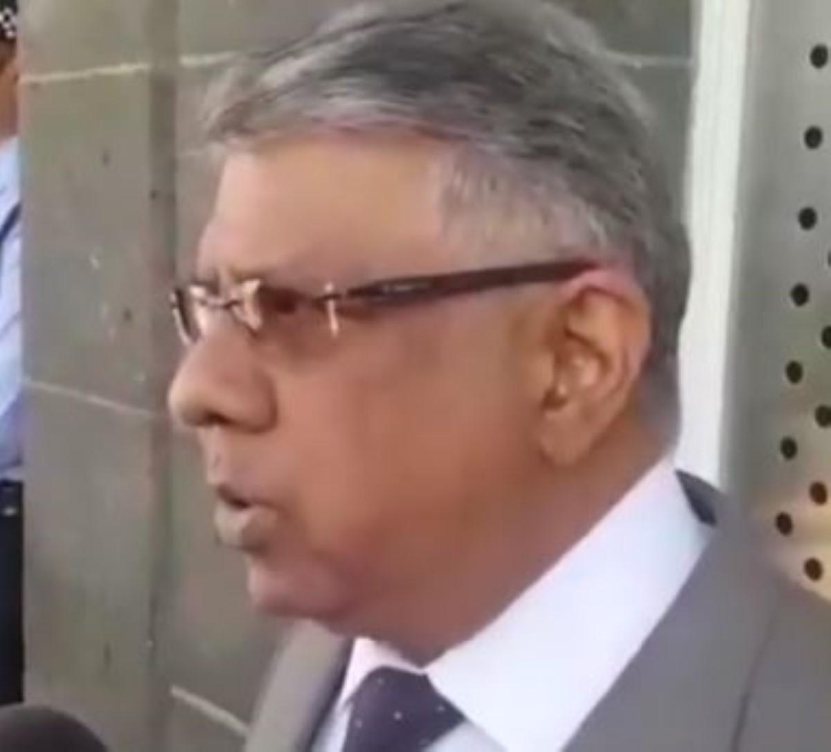 [Affaire Betamax] Ashit Gungah : «Nous sommes soulagés. Le pays est soulagé…»