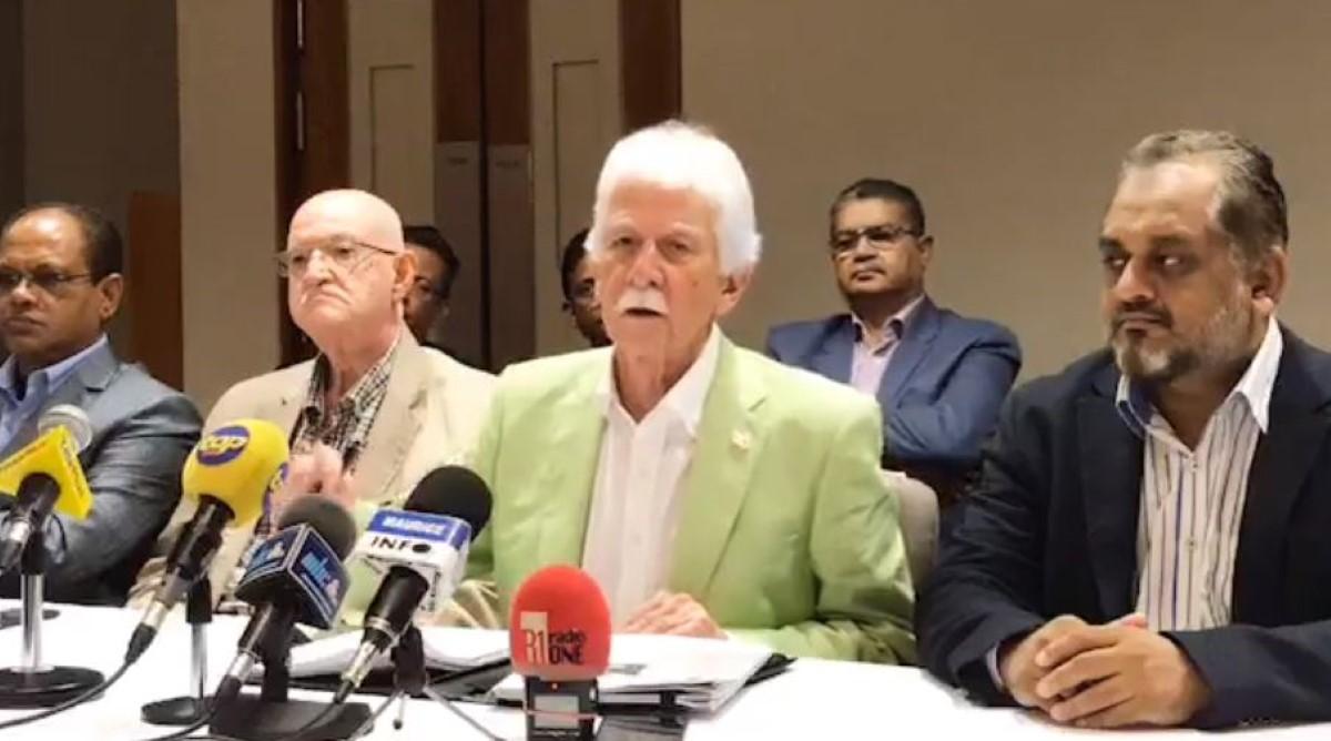 Paul Bérenger : « Que va faire le DPP après le jugement dans l'affaire Betamax ? »