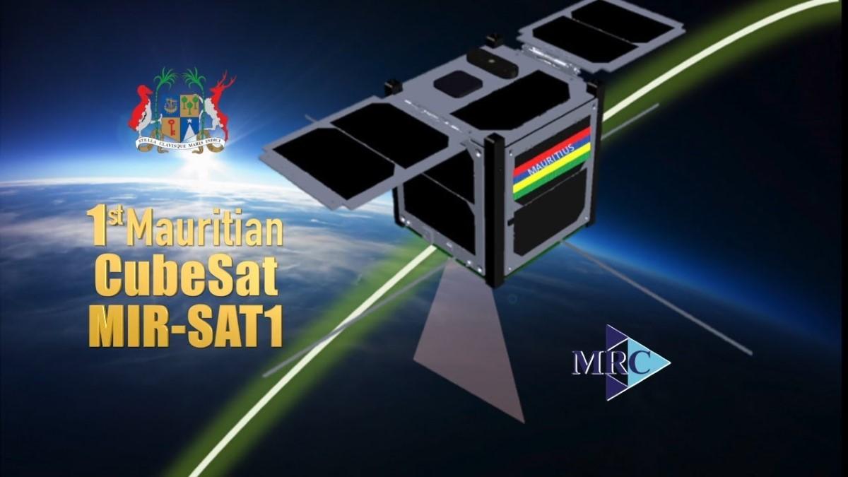 Maurice lancera son premier satellite construit au Japon
