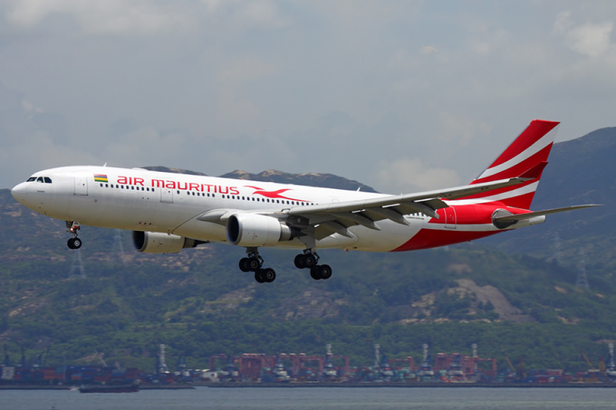 Crédit photo : Page Air Mauritius