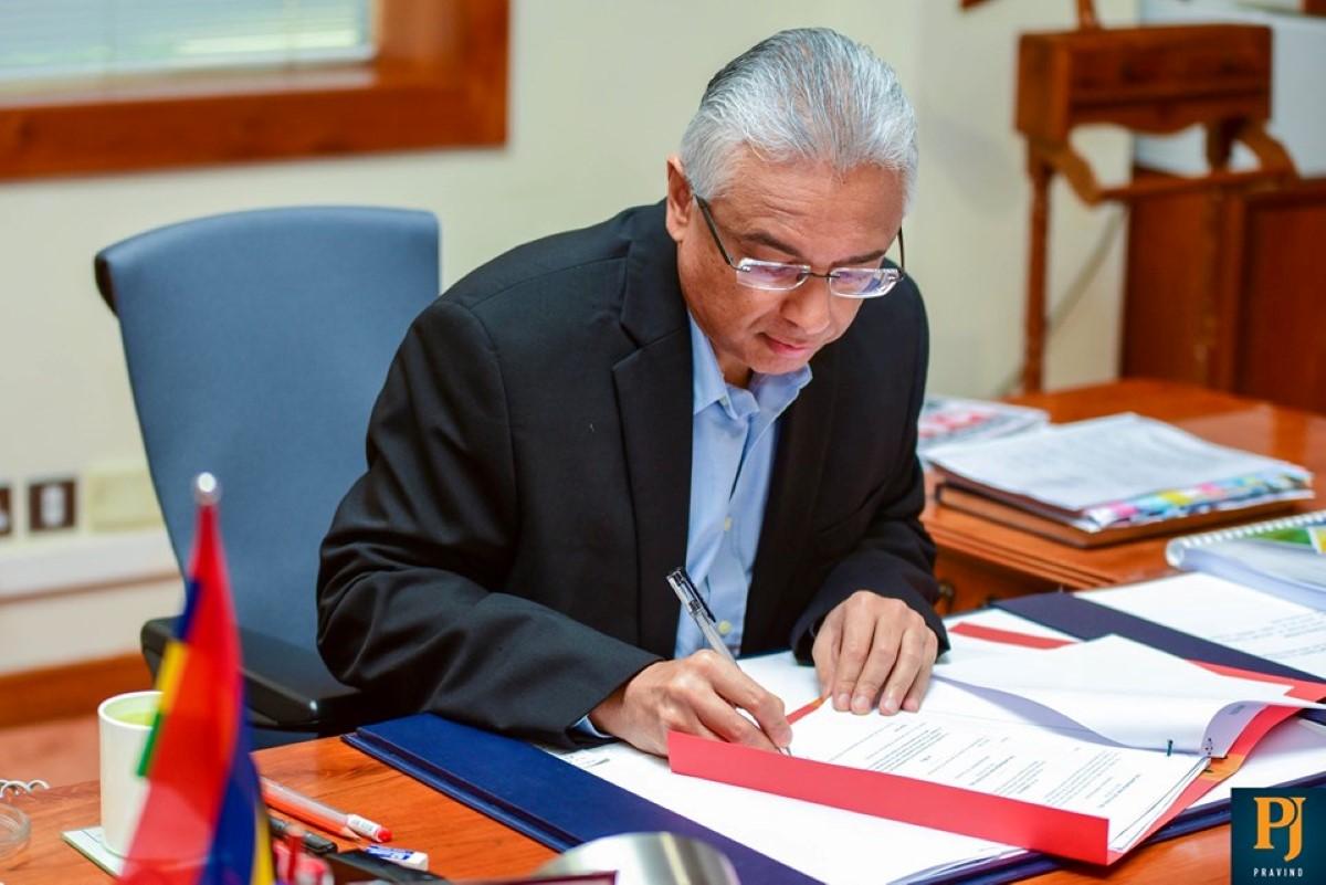 """Budget 2019-2020 : Pravind Jugnauth offre un """"teasing"""" de son grand oral"""