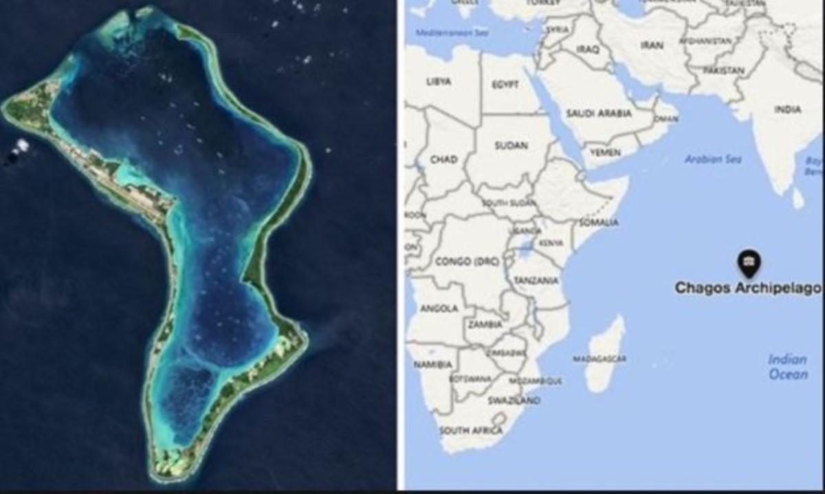 Les Chagos seront inclus dans les circonscriptions électorales