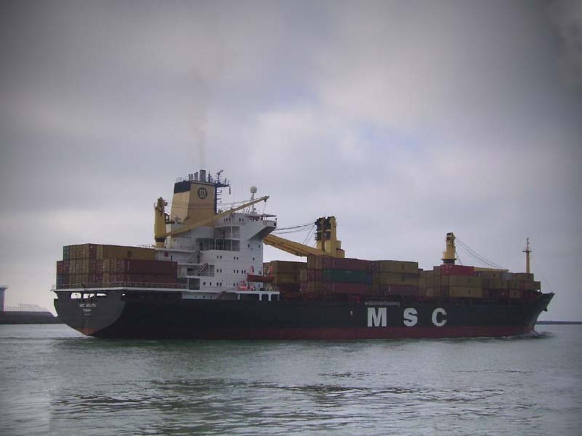 Baie du Tombeau : 1,5 kg d'héroïne d'une valeur de Rs 23,4 millions saisis sur le MSC Agata