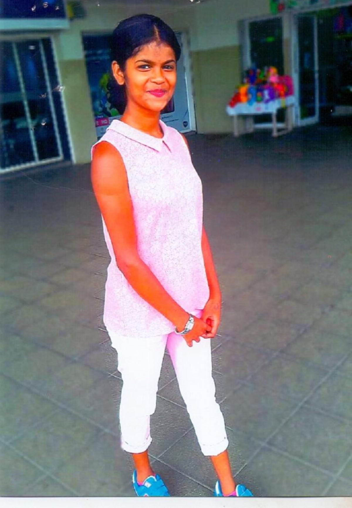 Disparition inquiétante de Sonia Ramanah âgée de 16 ans
