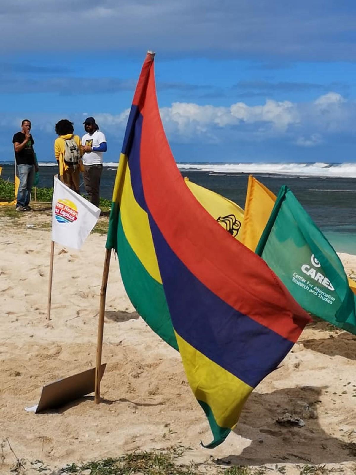 Déproclamation de la plage de Pomponette : AKNL en Cour Surprême