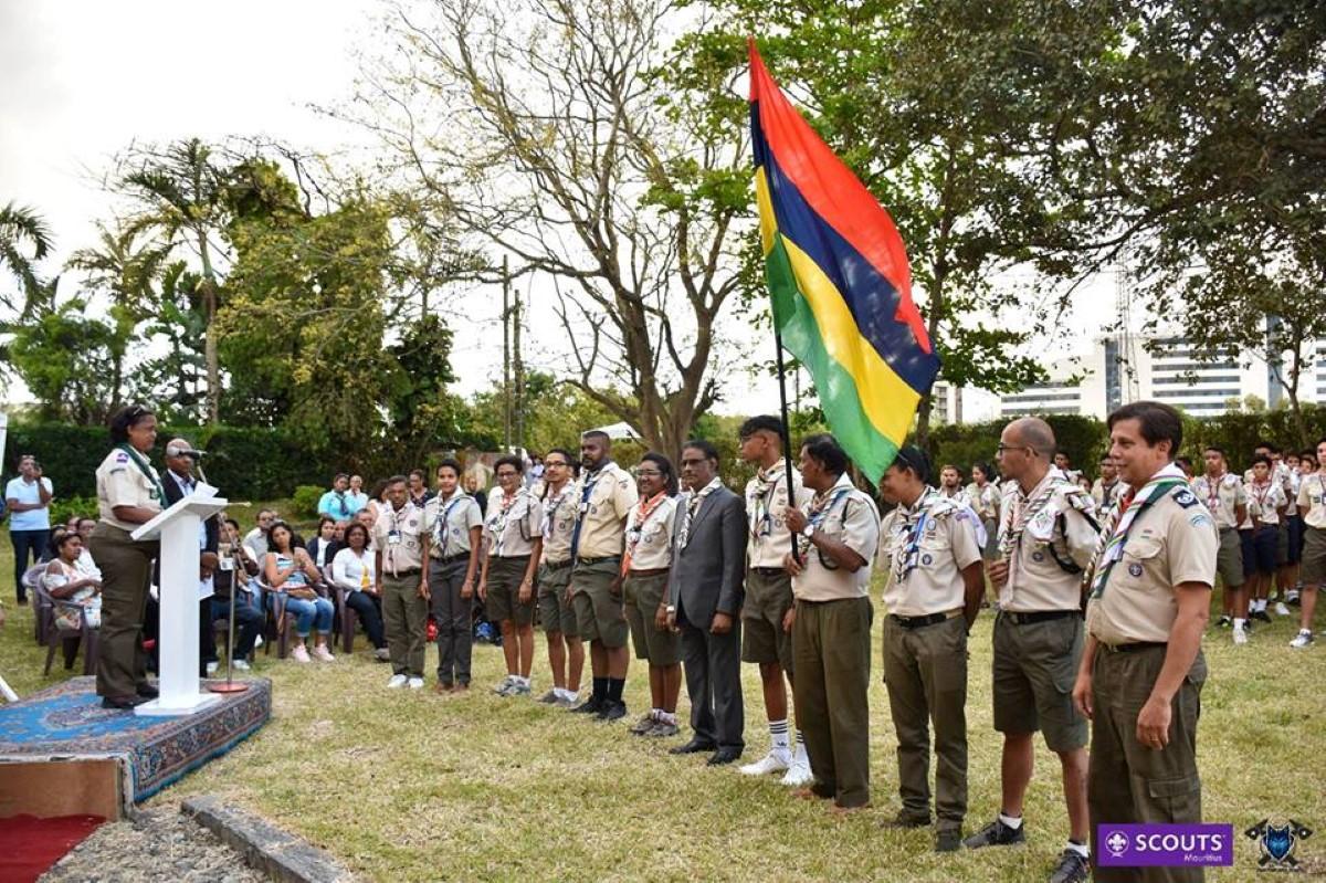 Jamboree 2019 : Des scouts mauriciens vont s'envoler pour les États-Unis
