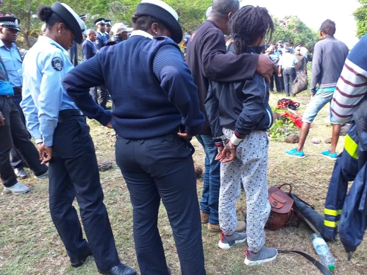 Rodrigues : Les indépendantistes portent plainte pour brutalités policières
