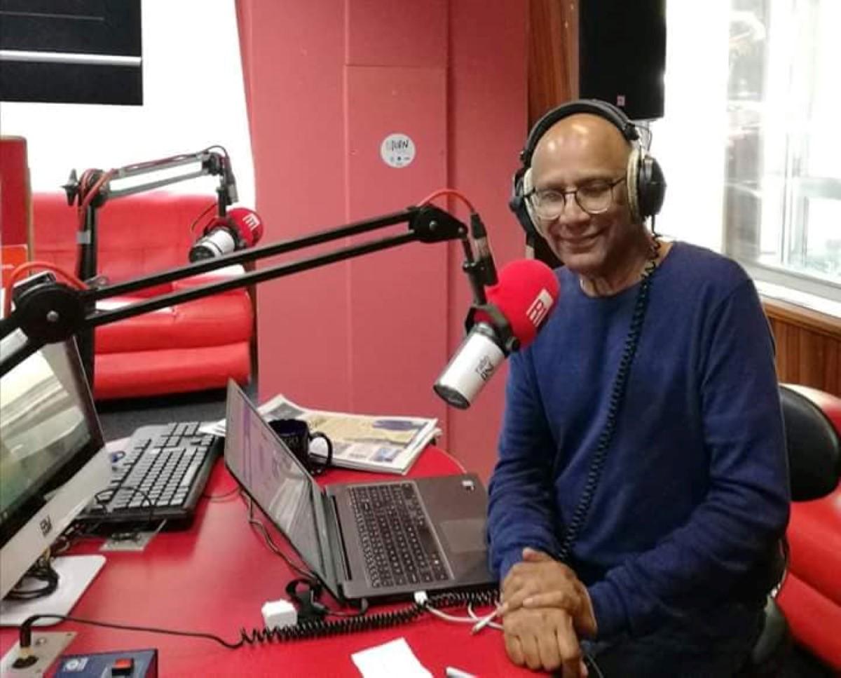 Le petit-fils de l'animateur radio Finlay Salesse a été retrouvé