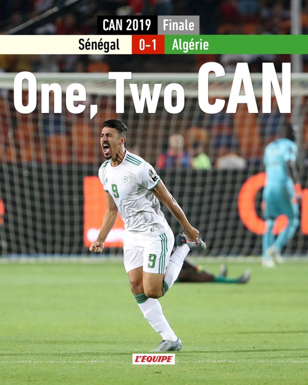 Coupe d'Afrique des Nations 2019 :  L'Algérie remporte la finale