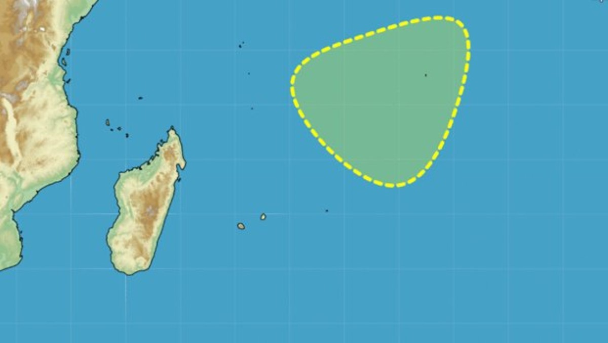 [Météo] Hausse du risque de formation d'une tempête la semaine prochaine