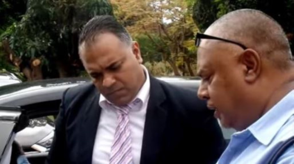 Escroquerie alléguée: Le businessman Roddy Ramsamy après une nuit en clinique retrouve la liberté conditionnelle