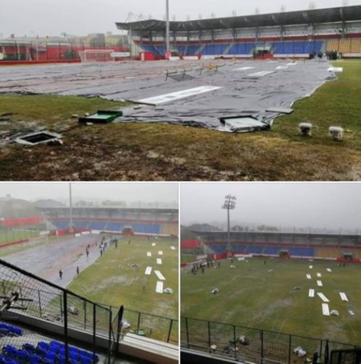 Stade Georges V : Une rénovation à  Rs 94 949 475 qui demande des explications