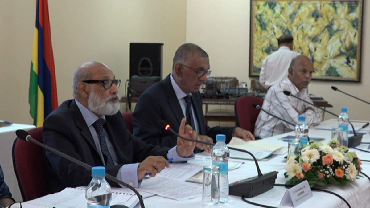 Cinq ans de plus pour Yusuf Aboobaker à la tête de l'EBC