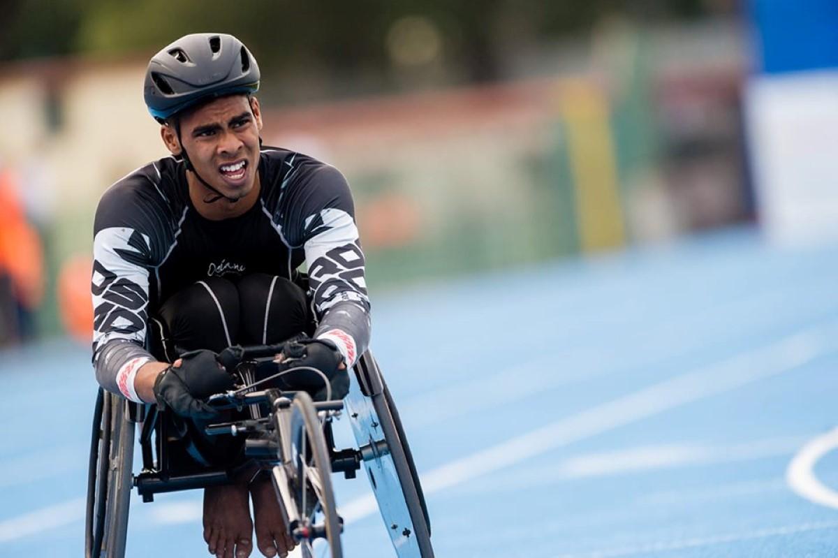 Championnats du monde junior en Suisse : Le handisportif Roberto Michel remporte la médaille de bronze