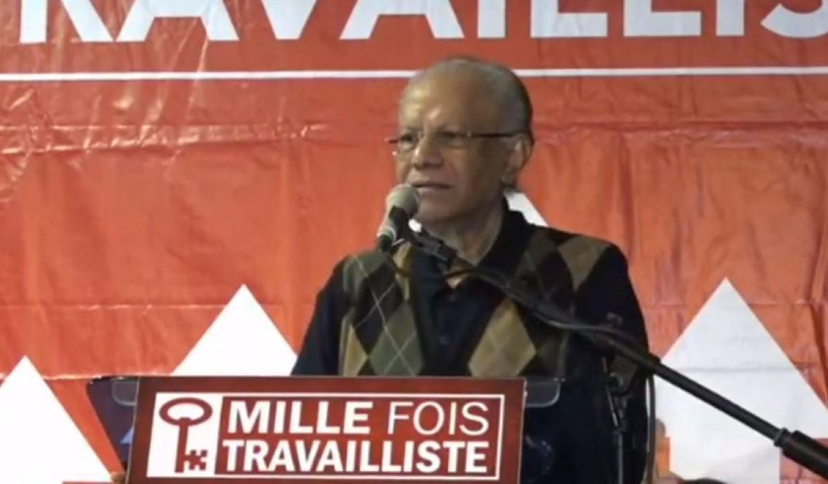 Navin Ramgoolam affirme que le gouvernement Lepep est un «régime gestapo», avec un peuple sous surveillance