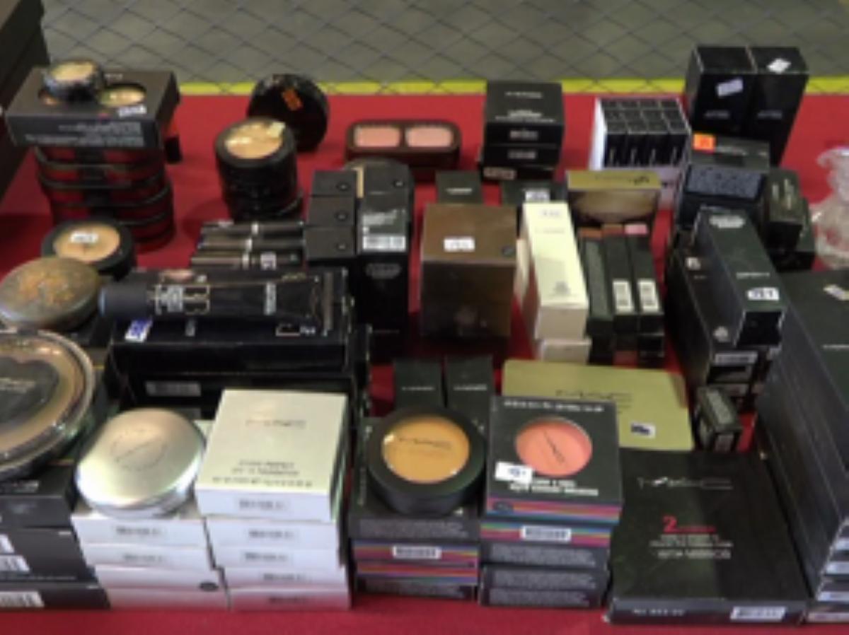 La MRA détruit des produits contrefaits estimés à Rs 1,3 millions