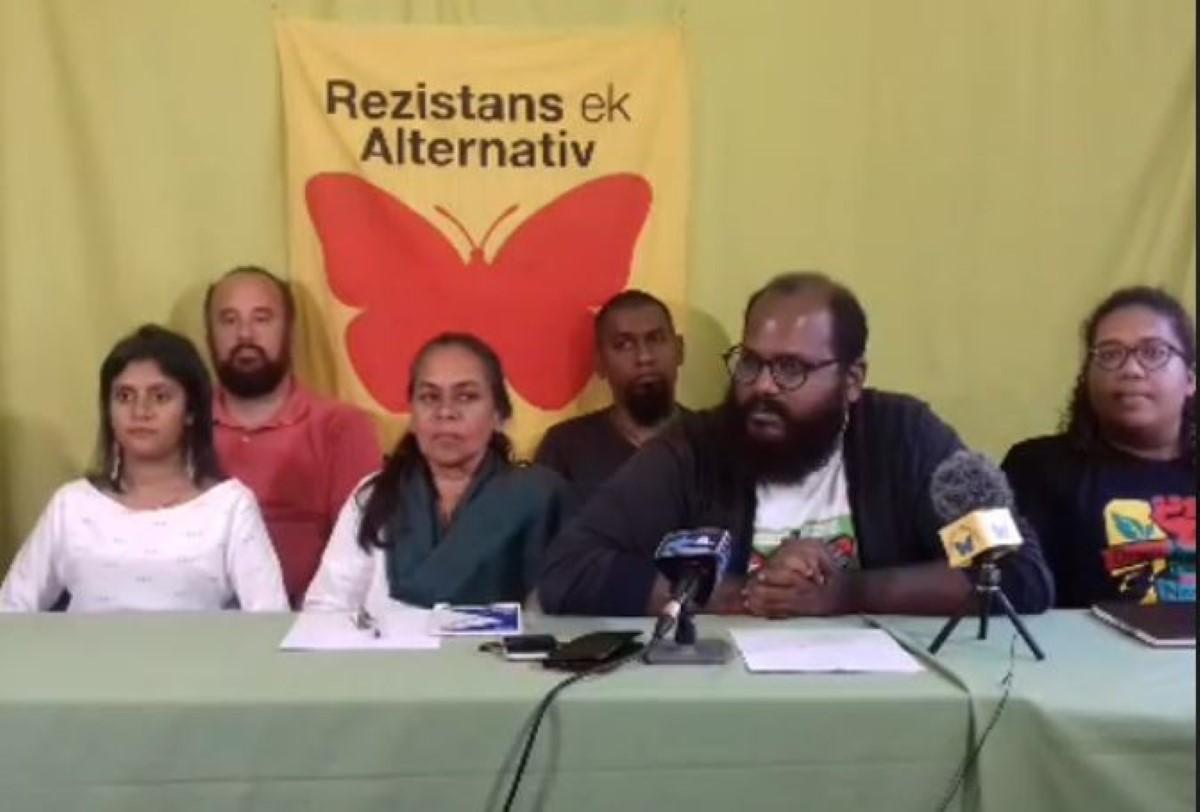 ▶️ Rezistans ek Alternativ (ReA) disposé à créer une alliance