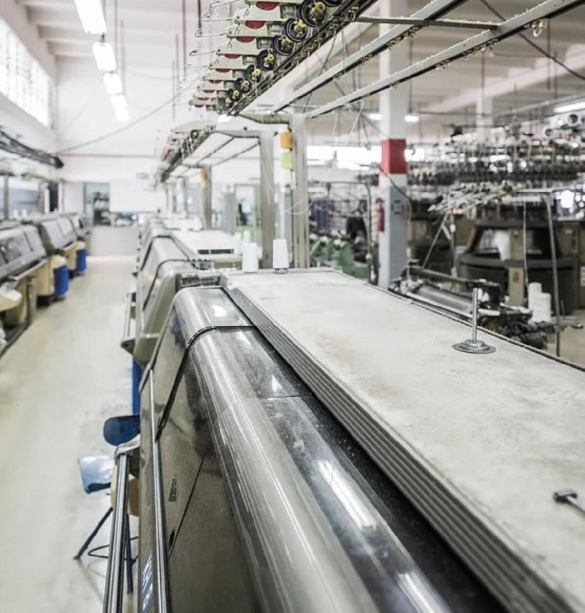 Encore une autre usine de textile dans la mélasse