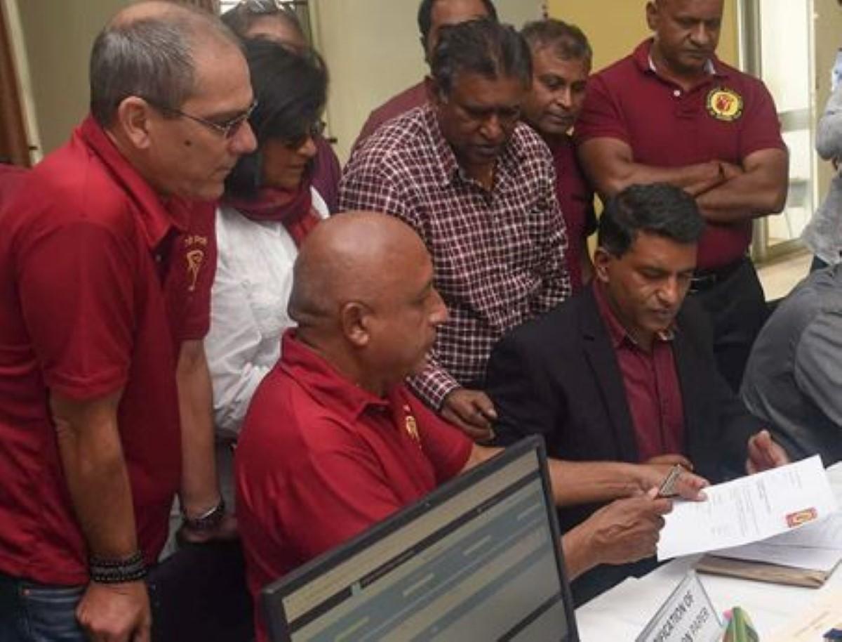 Pour Atma Bumma, la campagne pour les législatives a démarré