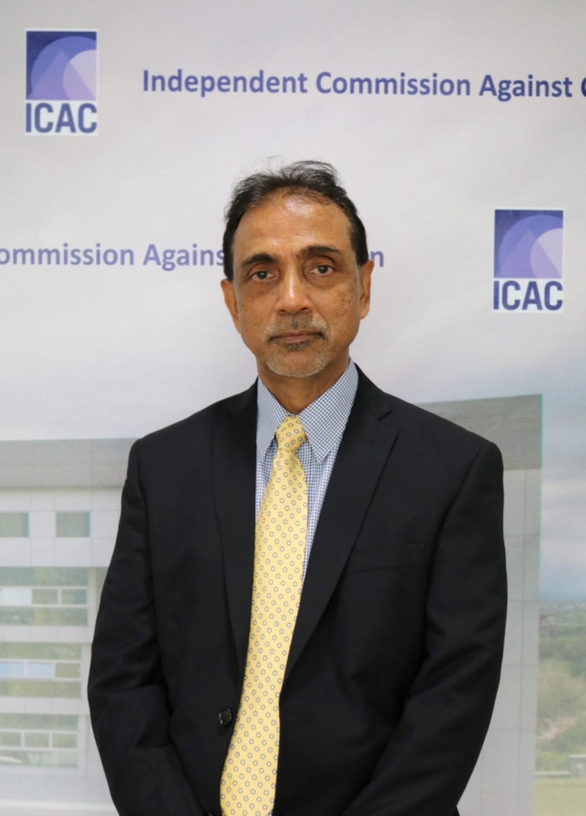 Le salaire de Navin Beekharry, directeur général de l'ICAC, secret d'Etat ?
