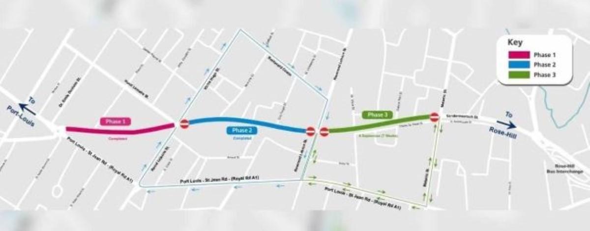 Metro Express : La rue Vandermeersch partiellement fermée à partir du 6 septembre