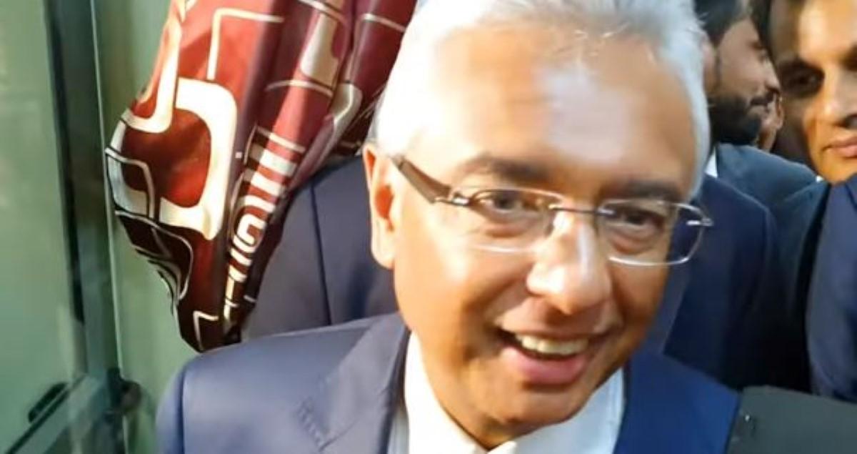 """Pravind Jugnauth à propos de Navin Ramgoolam : """"Enn bandi pou ress enn bandi"""""""