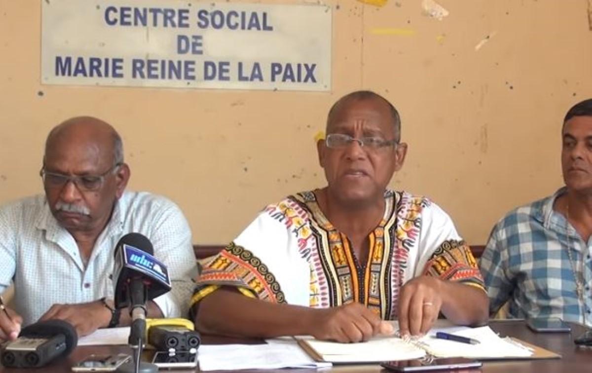 Rassemblement des organisations créoles : Le père Grégoire la cible de critiques