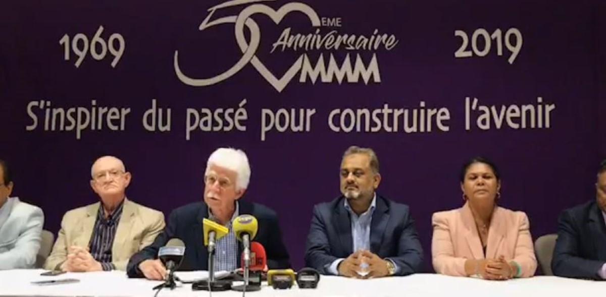 Le MMM change de slogan et parle d'une deuxième naissance avec ses 50 ans