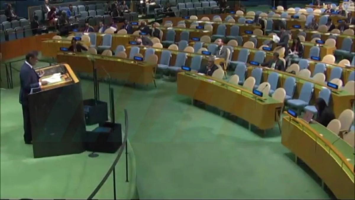 [ONU] Barlen Vyapoory :  «Le Royaume-Uni doit rendre l'administration des Chagos d'ici le 22 Novembre »