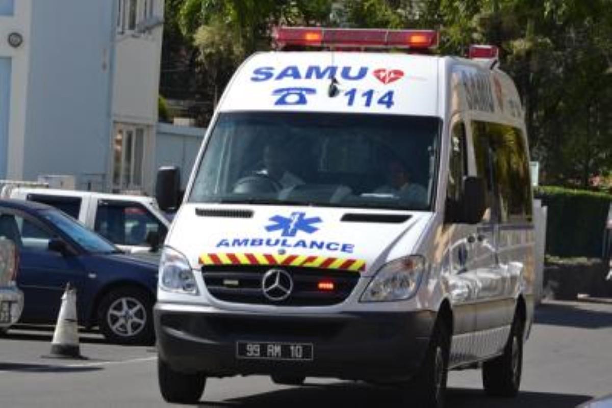 Accident à Petit-Raffray : Une femme sous respiration artificielle après une collision avec un motocycliste