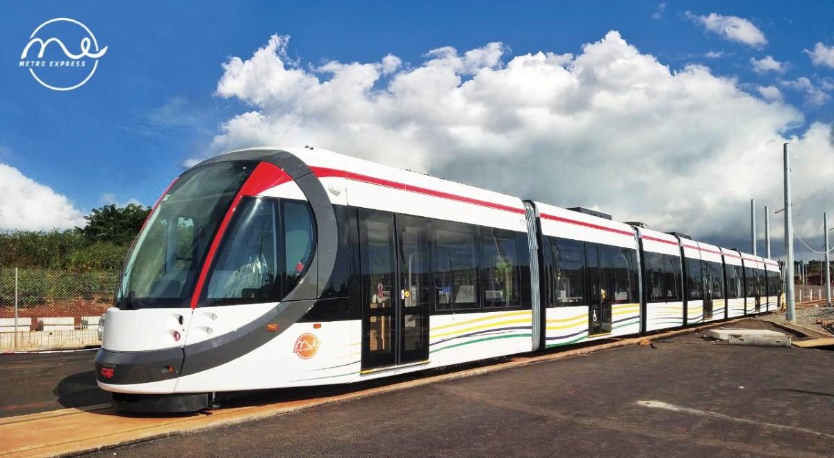 Lancement du Metro Express à l'île Maurice ce jeudi
