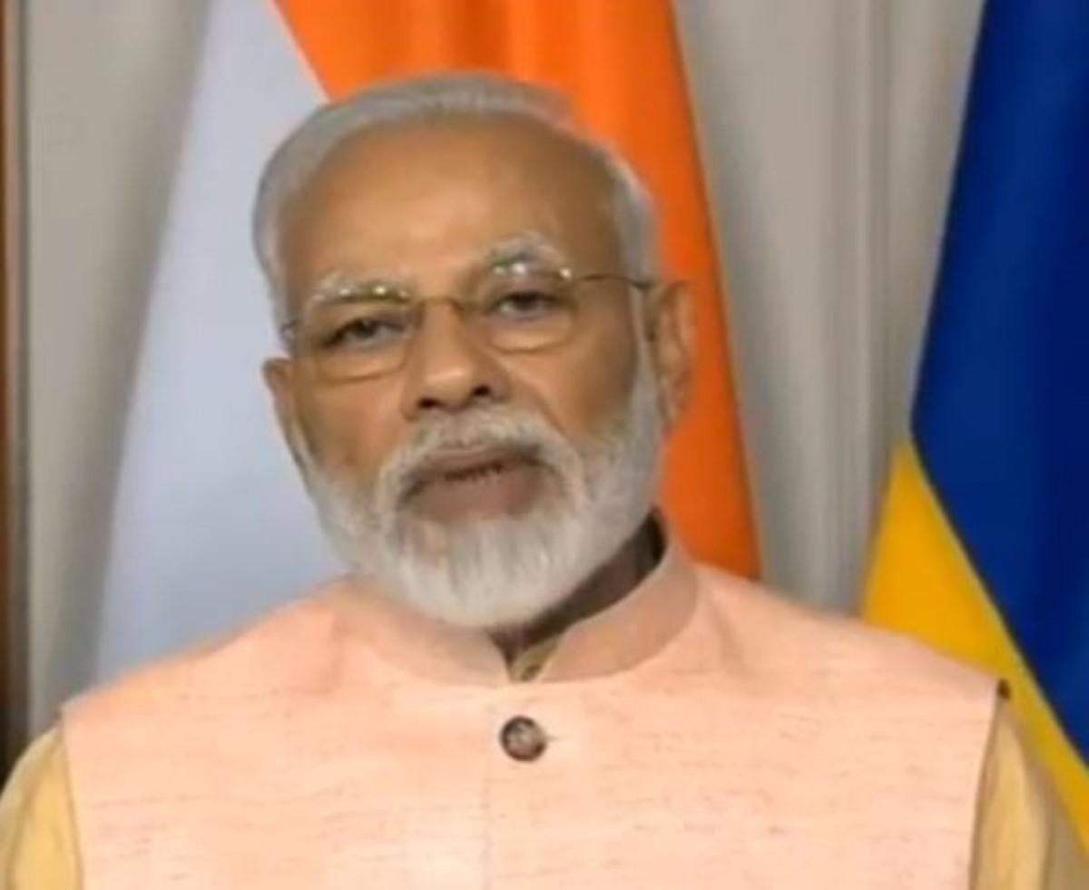 Narendra Modi : « Je salue le leadership de Pravind Jugnauth »
