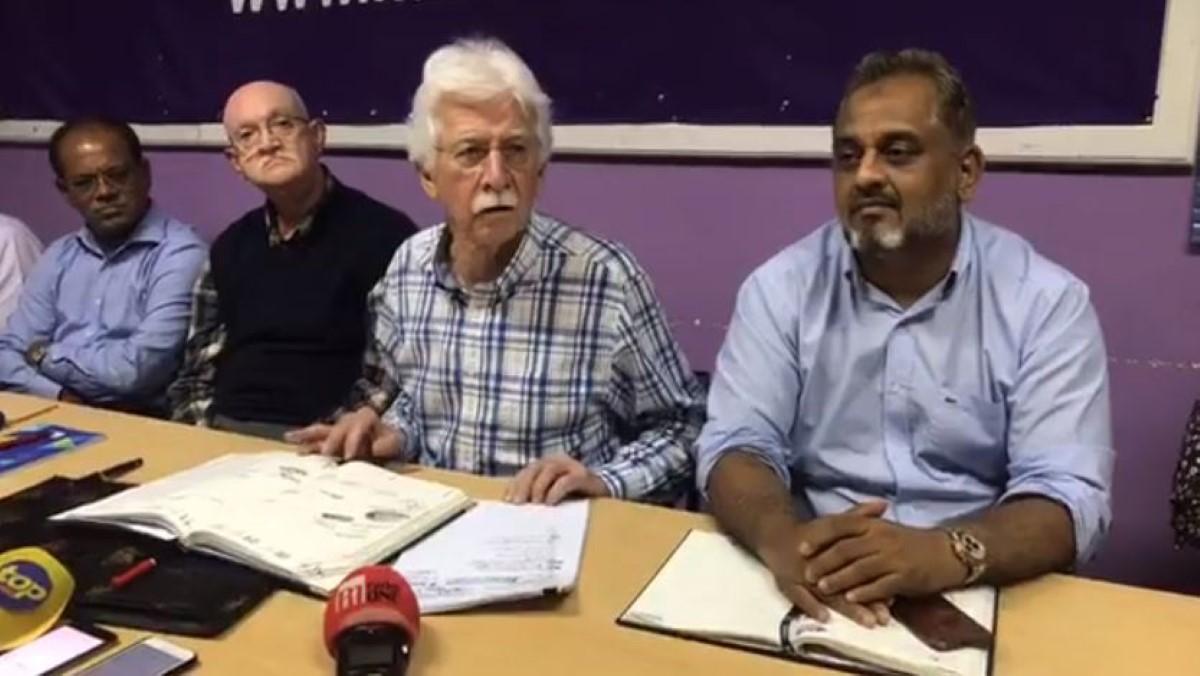 [Législatives 2019] Le MMM ira seul aux élections sans faire d'alliance