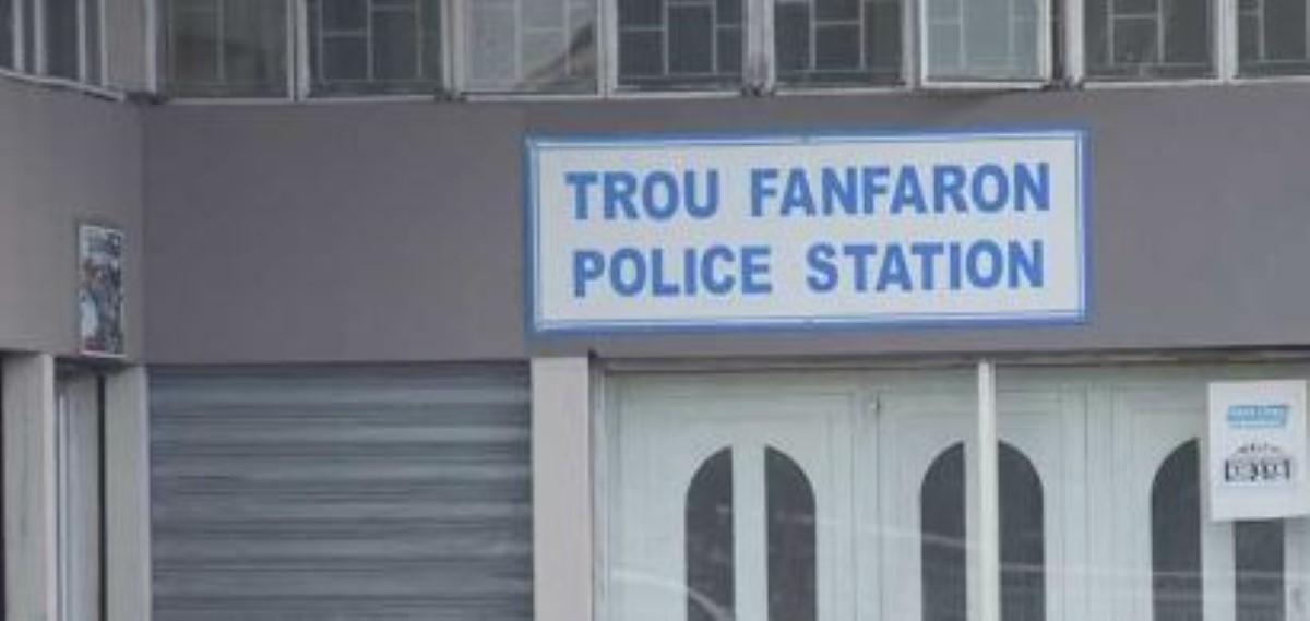 Un policier agressé à Trou Fanfaron