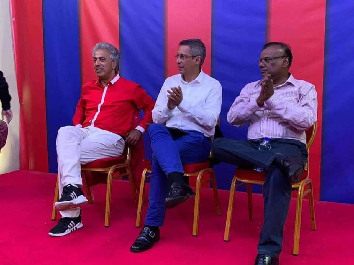 Ramgoolam résout le problème Duval-Sithanen