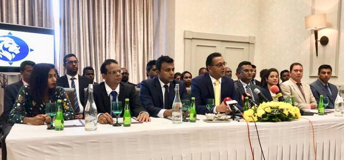 ▶️ [Législatives 2019] Le Reform Party de Roshi Bhadain présente ses candidats