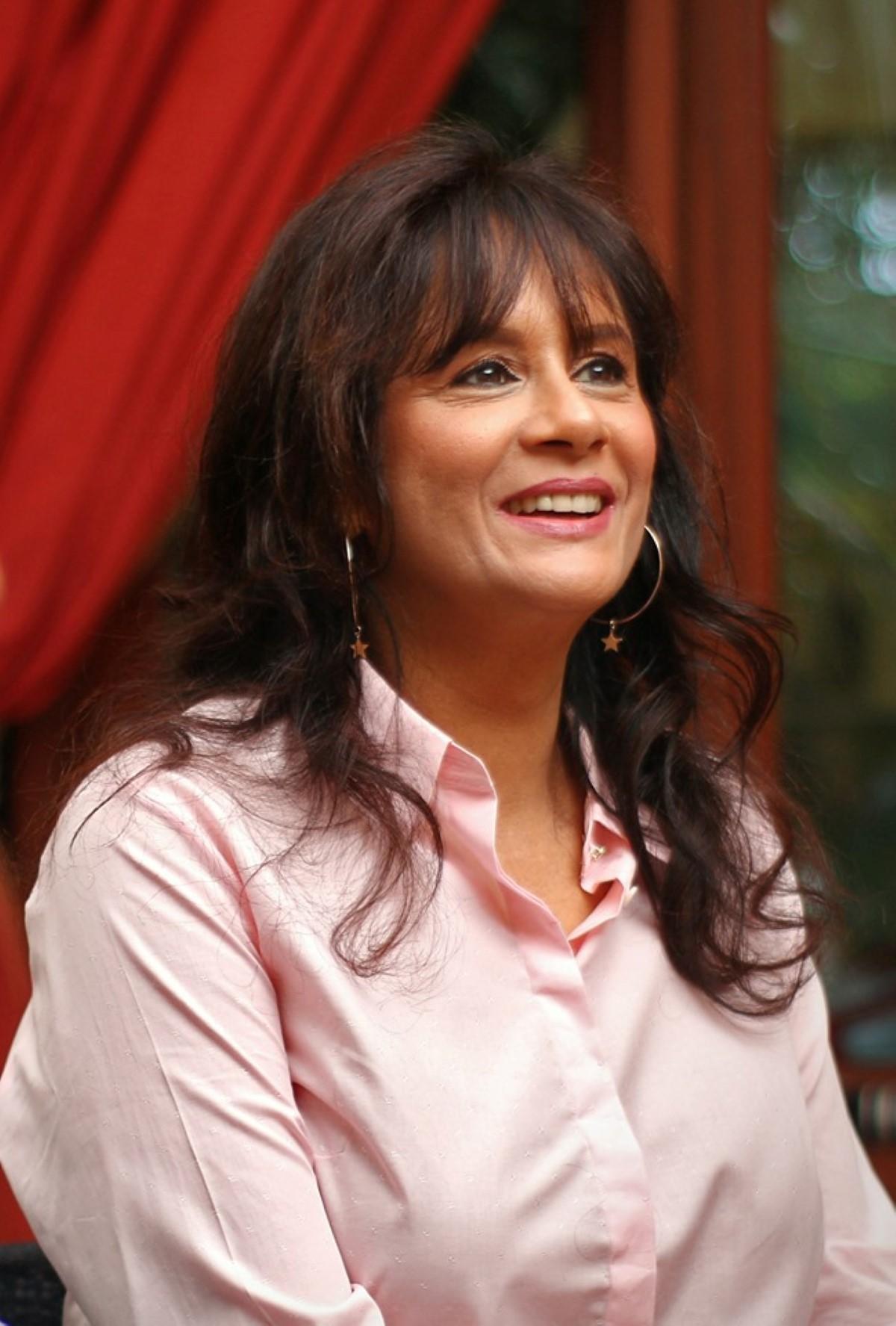 [Législatives 2019] Veena Ramgoolam affiche son soutien à son époux, candidat pour le poste de Premier ministre