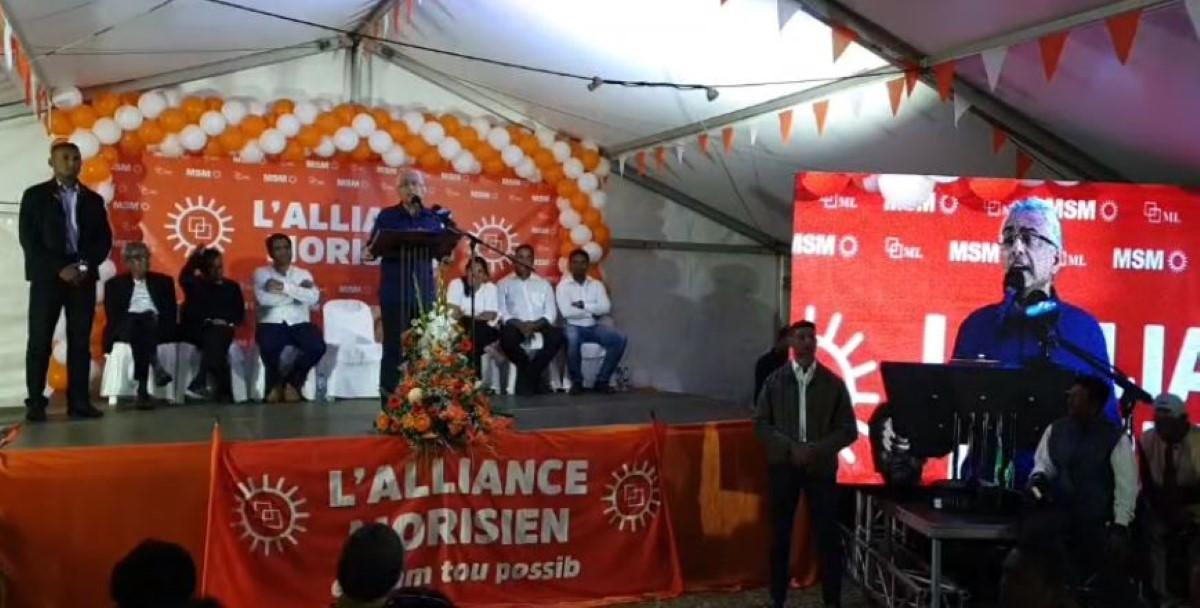 Pravind Jugnauth annonce la pension de vieillesse à Rs 9 000 en décembre