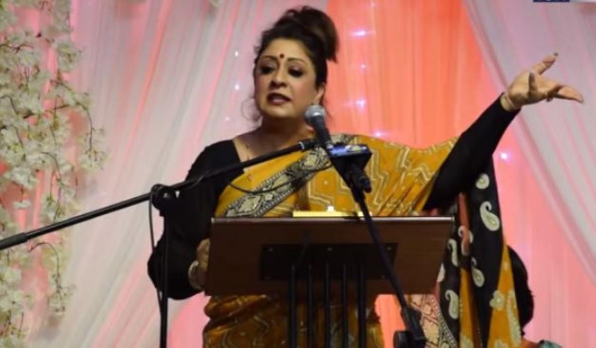 Sandhya Boygah réclame que les femmes claquent Ramgoolam