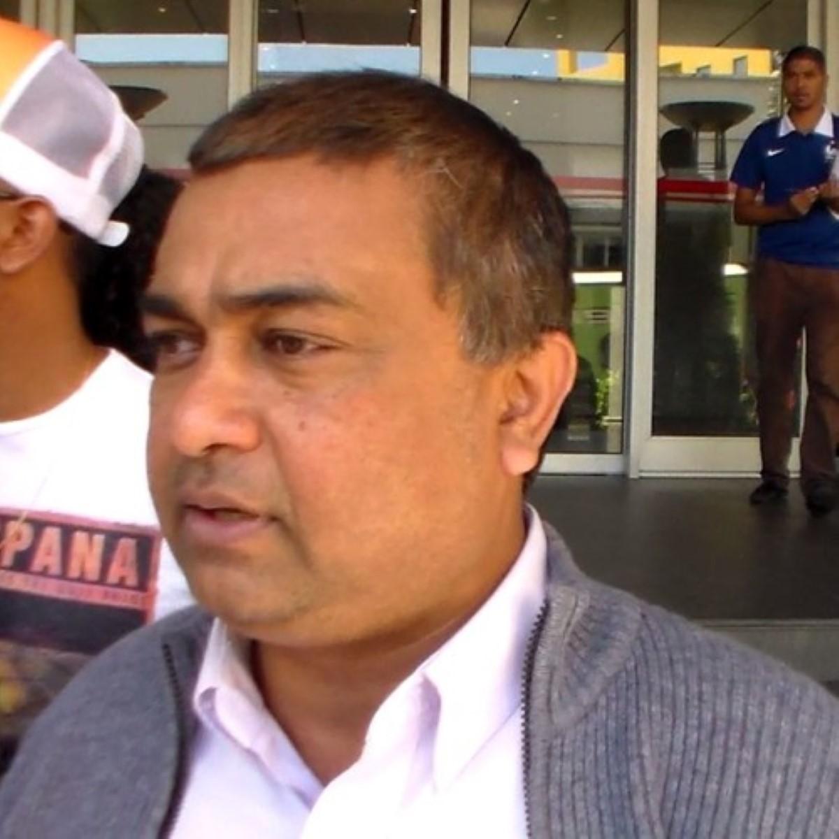 Reaz Chuttoo demande à ne pas voter l'Alliance Nationale