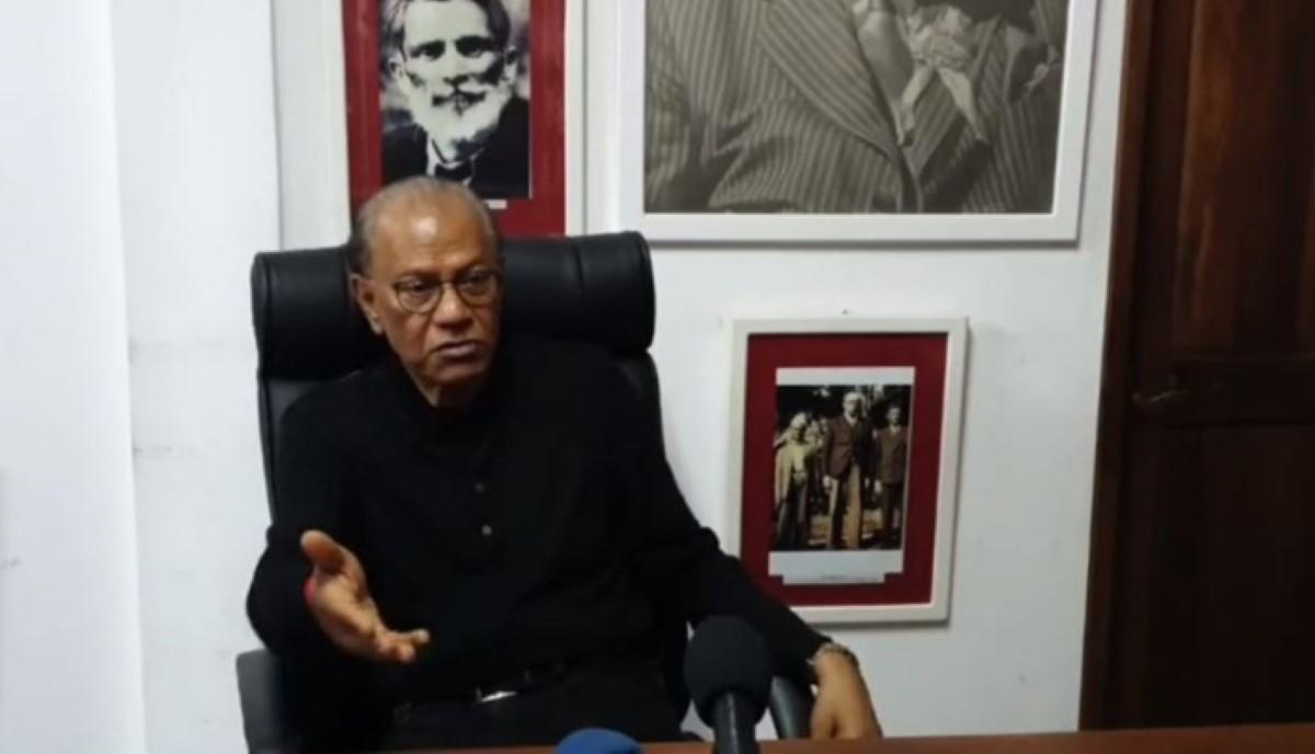 Ramgoolam et Duval démentent toute friction entre PTr et PMSD